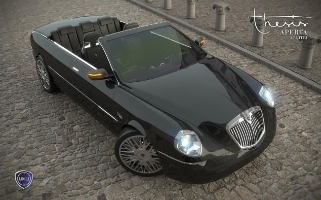 Lancia Thesis Aperta 5.7 Litri