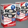 Nova embalaža za Xpandova očala x103